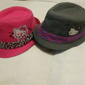 Hello Kitty hat's